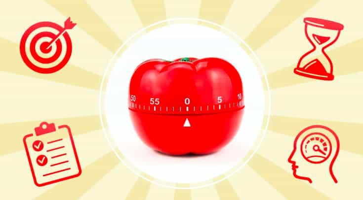 pomodoro tekniği